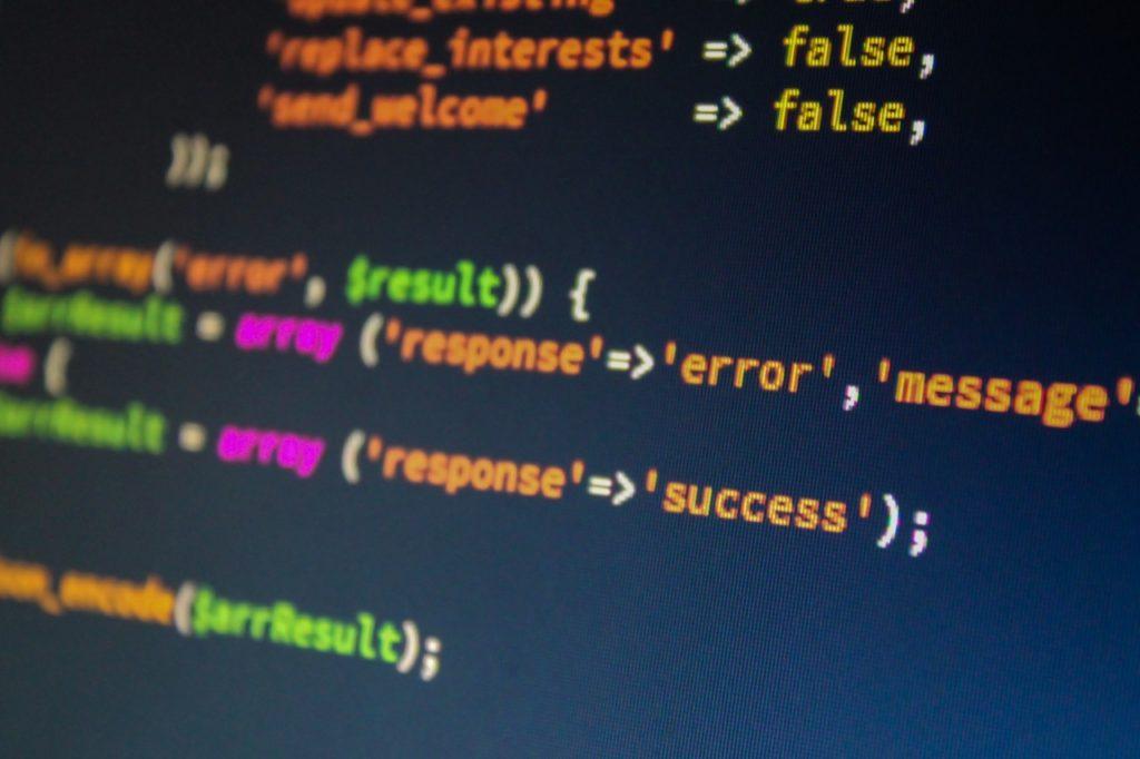 Kategorie PHP