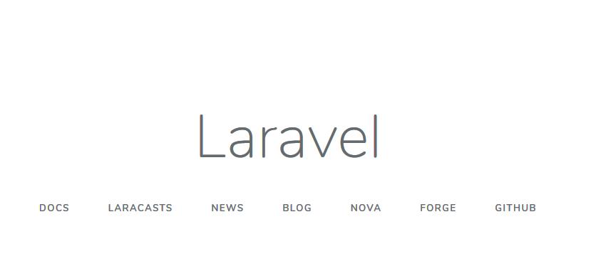 PHP-Projekt mit dem Laravel Framework unter Ubuntu